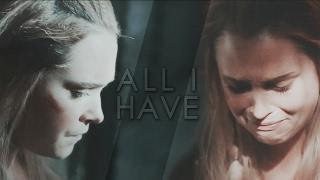 """Clarke & Lexa   """"I loved her, mom"""" [+4x01]"""