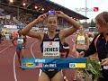 Lolo Jones Wins in Ostrava