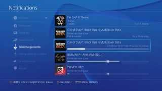 getlinkyoutube.com-Télécharger beaucoup plus vite sur PS4
