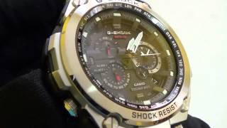 getlinkyoutube.com-Casio - G-Shock MTG-S1000D-1A Review