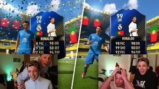 getlinkyoutube.com-2 TOTY RONALDOS IN THE SAME PACK OPENING - FIFA 17