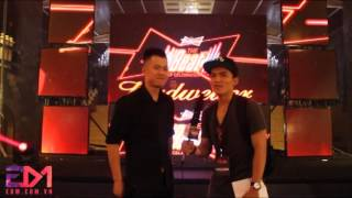 getlinkyoutube.com-[Exclusive Interview] DJ Huy DX - TOP 4 BUDJs 2015 (31/10/2015)