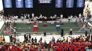 getlinkyoutube.com-2010 FRC Championship Curie Quarterfinal 1 Match 1
