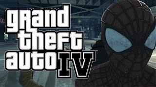 getlinkyoutube.com-GTA 4: Zombie Apocalypse! With The Amazing Spiderman + Batman (GTA Spiderman VS Zombies Mod)