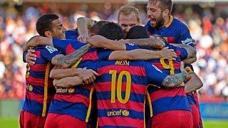getlinkyoutube.com-FC Barcelona ● All Goals ● La Liga ● 2015/2016 HD
