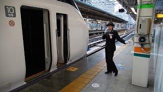 getlinkyoutube.com-特急ひたち上野東京ライン女性車掌