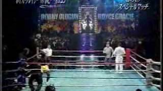 Royce Gracie vs Bobby Ologun