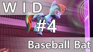 getlinkyoutube.com-[SFM Ponies] Weapon is Dangerous #4 (Baseball Bat)