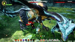 getlinkyoutube.com-Dragon Age: Inquisition SOLO Dragon (Vinsomer) with Rogue - Nightmare