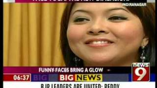 getlinkyoutube.com-FACE YOGA IN INDIA  : The New Dimension in looking Young