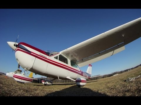 Adventures with GoPro and the Cessna Cardinal
