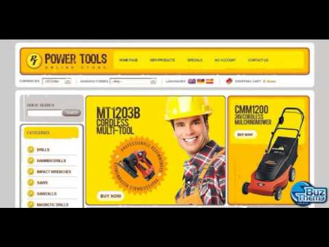 Download Tools and Equipment OsCommerce Template by  Oldm