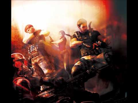 Resident Evil (Biohazard) The Mercenaries 3D OST - Assault Fire
