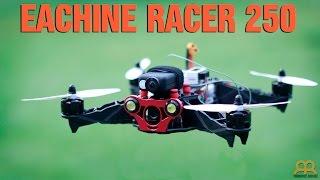 getlinkyoutube.com-Eachine Racer 250 FPV Dron De Carreras Español