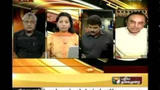 getlinkyoutube.com-Subavee vs Subramaniam Swamy on Death Penalty