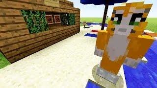 getlinkyoutube.com-Stampylonghead Minecraft Xbox - Building Time - Island Paradise {1} stampylongnose