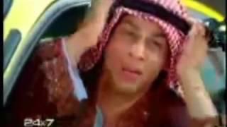 getlinkyoutube.com-شاروخان يتكلم عربي و لابس لبس عربي