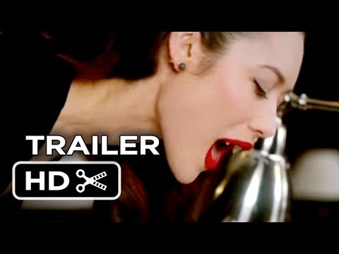 vampire academy official trailer 2 2014 olga kurylenko movie hd