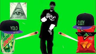 getlinkyoutube.com-SNOOP DOGG LIKES MLG! CONFIRMED | Green Screen MLG