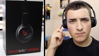 getlinkyoutube.com-Beats Solo2 Wireless Unboxing & Review