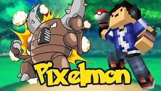 getlinkyoutube.com-The Giant Pinsir! - Pixelmon Pt.3
