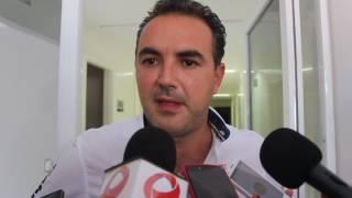 Gabriel Cué se realiza examen antidoping