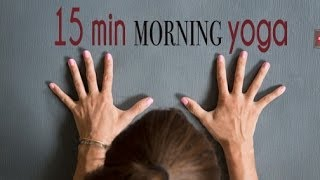 getlinkyoutube.com-15 Minute Morning Yoga to Wake Up