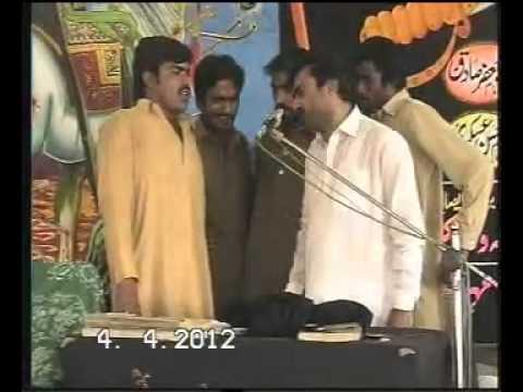 "Zakir Qazi Waseem Abbas ""New Qasida"" 2012 "" Dil Bekrar hai """
