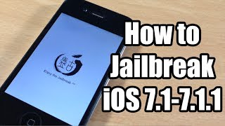 getlinkyoutube.com-How to Jailbreak iOS 7.1 - 7.1.2 Untethered using Pangu on Windows