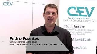Entrevista a Pedro Fuentes, Game Designer a Game i ex Director de CEV BCN.