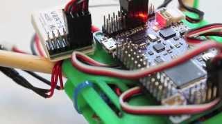 getlinkyoutube.com-APM 2.5 and ArduCopter 3.0.1 Loiter Setup and Backyard Test w/ DIY Mini Quadcopter
