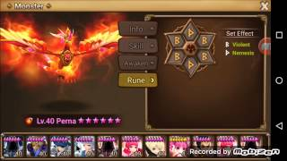 getlinkyoutube.com-Summoners War Top Level Arena Defenses