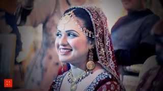 getlinkyoutube.com-Saima & Hisham Barat Highlights Gujranwala 2014 by fabi studios Pakistan