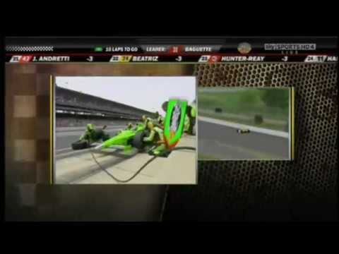 The 95th Indianapolis 500 [FULL RACE]