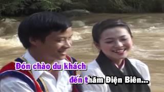 getlinkyoutube.com-[HD] Karaoke Hoa Ban Điện Biên - ST Mạnh Cường (Karaoke by Kgmnc)