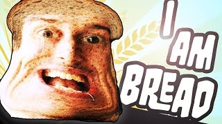 getlinkyoutube.com-I am Bread! - OMG! SONO UN TOAST! TOAST SIMULATOR