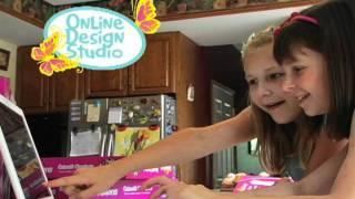 getlinkyoutube.com-Crayola Catwalk Creations