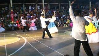 getlinkyoutube.com-Mazurka Mindoreña Folk Dance by NDRVMCC Dance Troupe in CAAM '09.avi