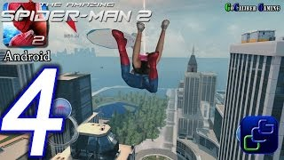 getlinkyoutube.com-The Amazing Spider-Man 2 Android Walkthrough - Part 4 - Episode 2