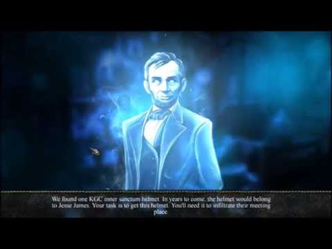 Midnight Mysteries: Witches of Abraham (Part 1): Abe Lincoln's Ghost