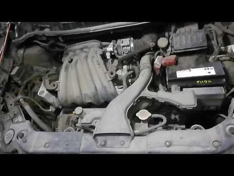 Двигатель Nissan для Tiida (C11) 2007-2014;Note (E11) 2006-2013;Micra (K12E) 2002-2010