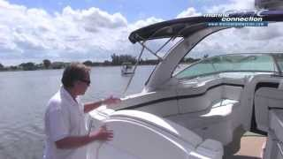 getlinkyoutube.com-Brand New Rinker 310 Express Cruiser EC Review by Marine Connection Boat Sales