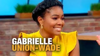Gabrielle Union-Wade on Being a Stepmom to Dwayne Wade's 3 Boys | Rachael Ray Show