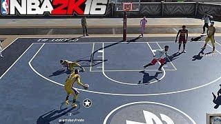 getlinkyoutube.com-EXPOSED!! | Broke A Legend Ankles 4 times!!! | NBA 2K16 | MyPark