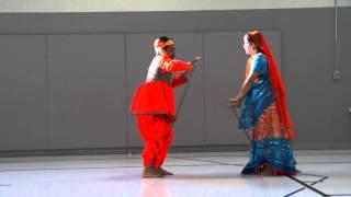 Sourabh Snehal Katputli Dance