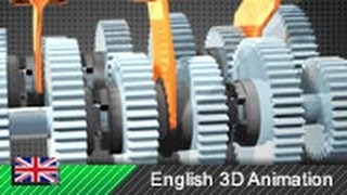 getlinkyoutube.com-How Sequential Manual Transmissions Work! (Animation)