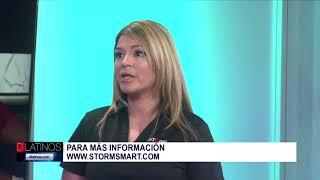 Carmen López de Storm Smart nos visita para hablar de sus productos y también de ofertas de empleo