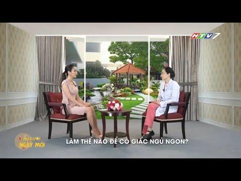 Làm thế nào để có giấc ngủ ngon - TS.BS Nguyễn Thị Sơn