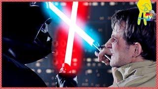 getlinkyoutube.com-If Disney Made Star Wars - Randomness