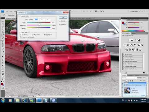 Virtual Car Tuning: How to change you bumper looks!